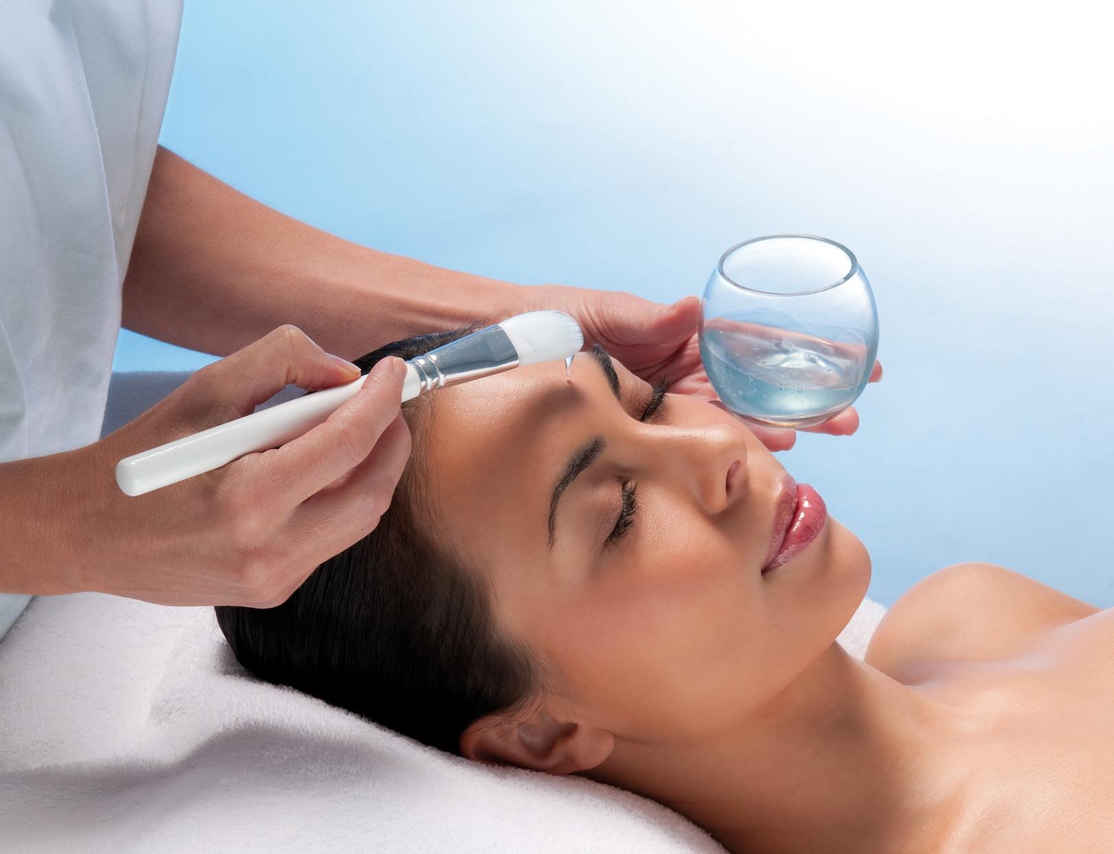 Терапии за лице